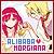 Magi - Labyrinth of Magic: Morgiana & Alibaba Saluja